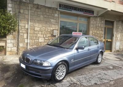 BMW 320i Eletta E46 (1)