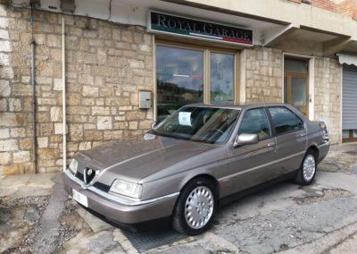 Alfa Romeo 164 Super 2.0 V6 Turbo (1)