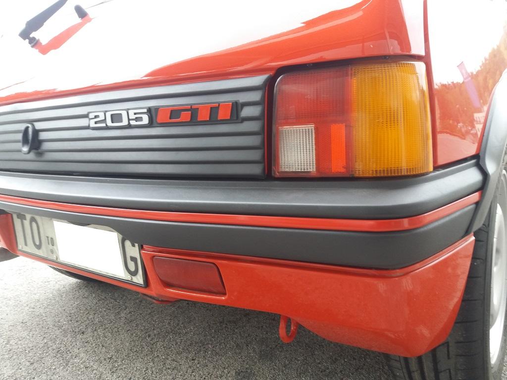 Peugeot 205 1.9 GTI 130 cv (46)