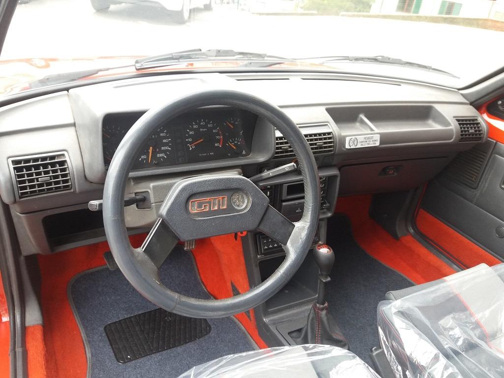Peugeot 205 1.9 GTI 130 cv (9)