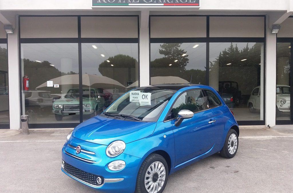 FIAT 500 1.2 69 cv Mirror