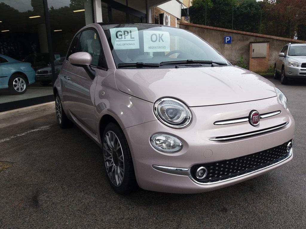 Fiat 500 1.2 GPL Star (6)