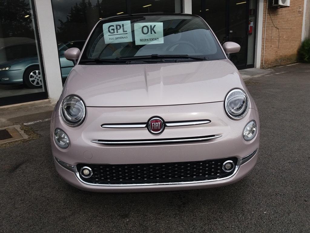 Fiat 500 1.2 GPL Star (7)