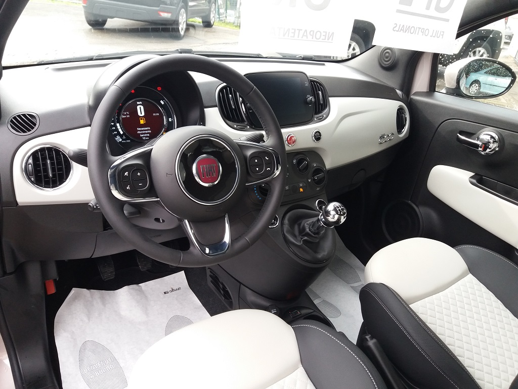 Fiat 500 1.2 GPL Star (8)