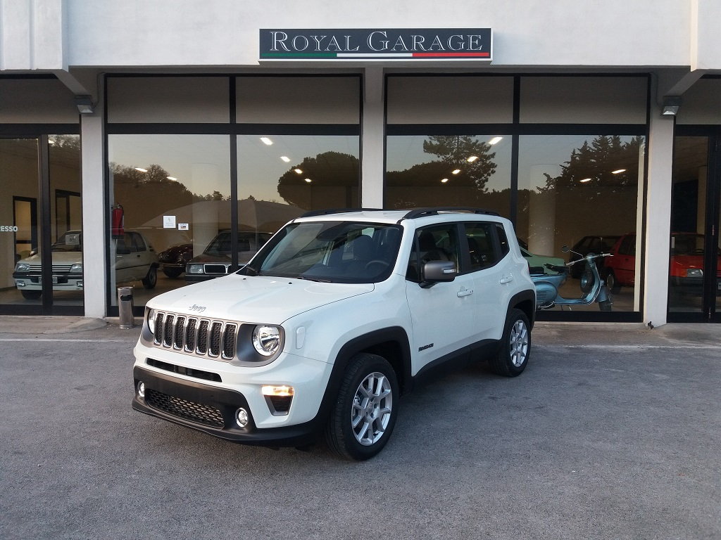 Jeep Renegade 1.6 MJET 120 cv Limited (1)
