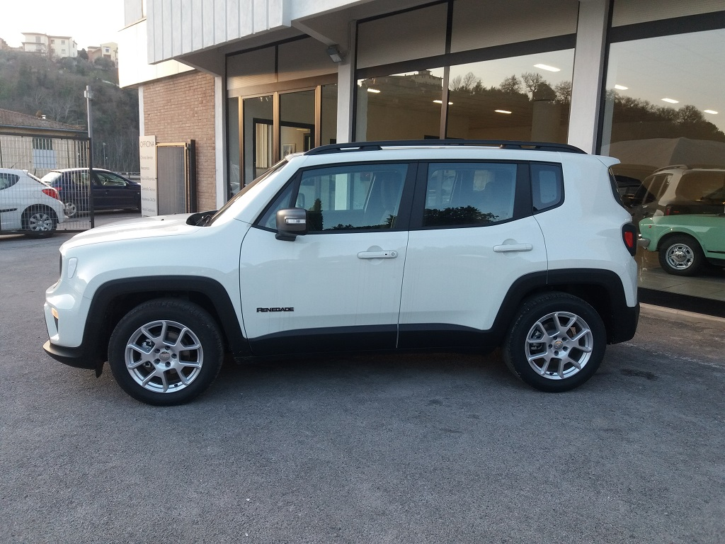 Jeep Renegade 1.6 MJET 120 cv Limited (2)