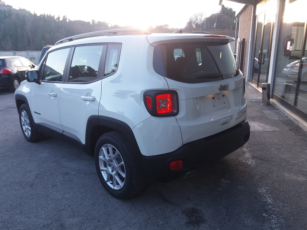Jeep Renegade 1.6 MJET 120 cv Limited (3)
