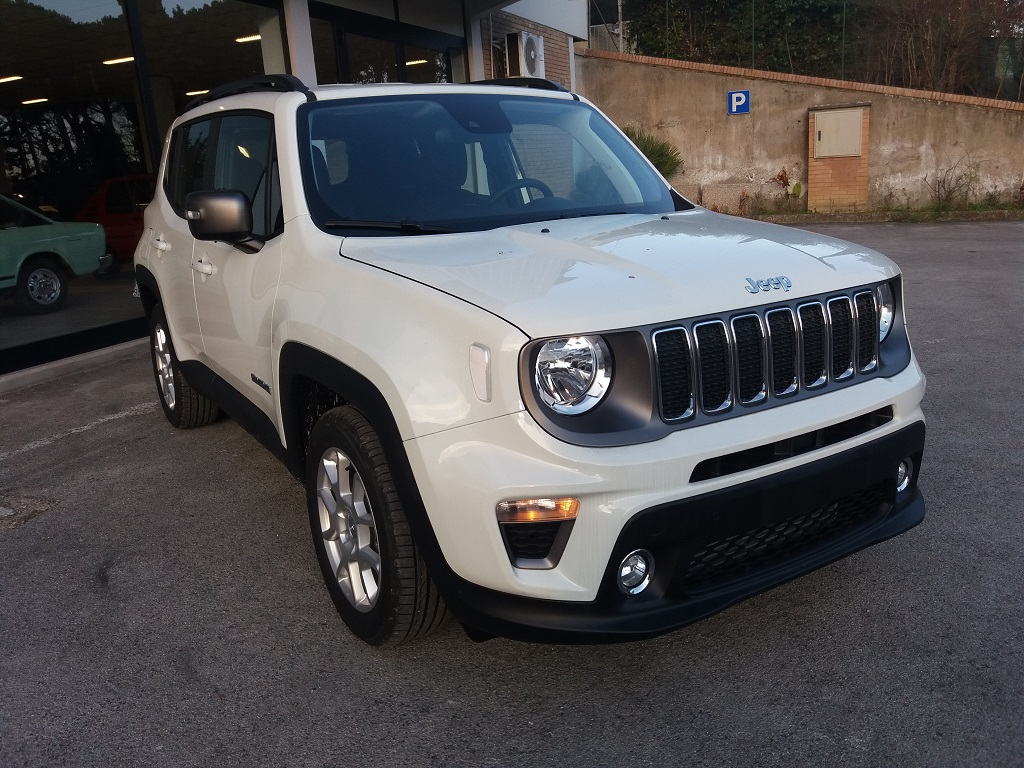 Jeep Renegade 1.6 MJET 120 cv Limited (6)
