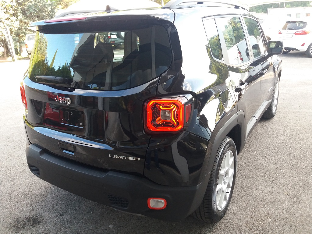 Jeep Renegade 1.6 MJET 120 cv Limited (6)