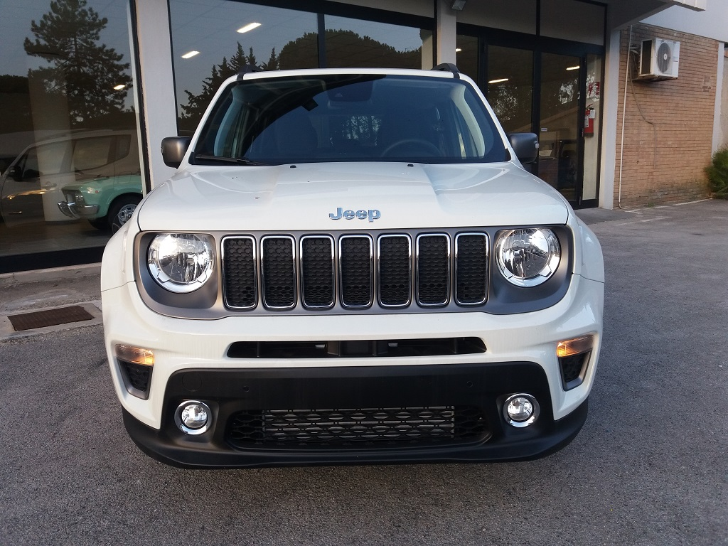 Jeep Renegade 1.6 MJET 120 cv Limited (7)