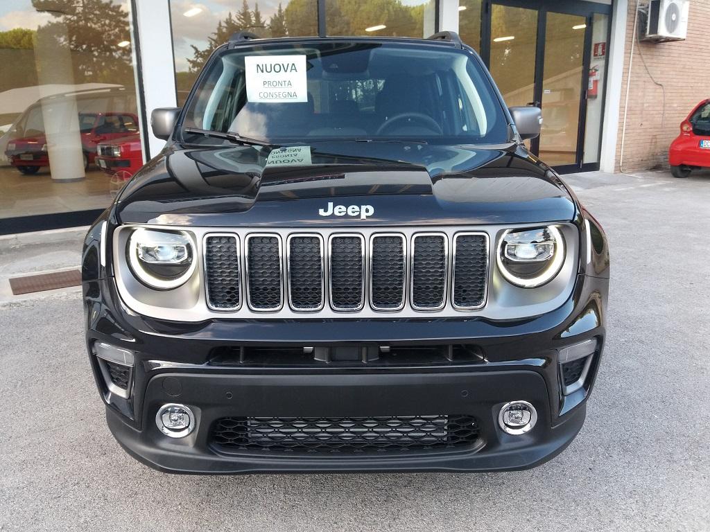 Jeep Renegade 1.6 MJET 120 cv Limited (7)