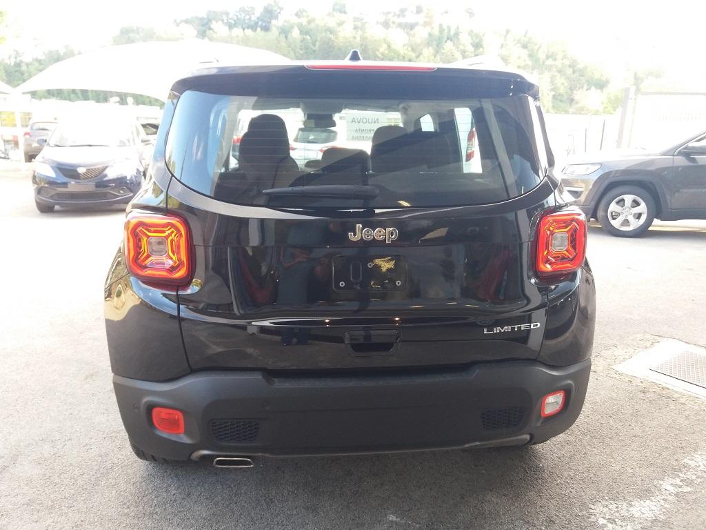 Jeep Renegade 1.6 MJET 120 cv Limited (8)