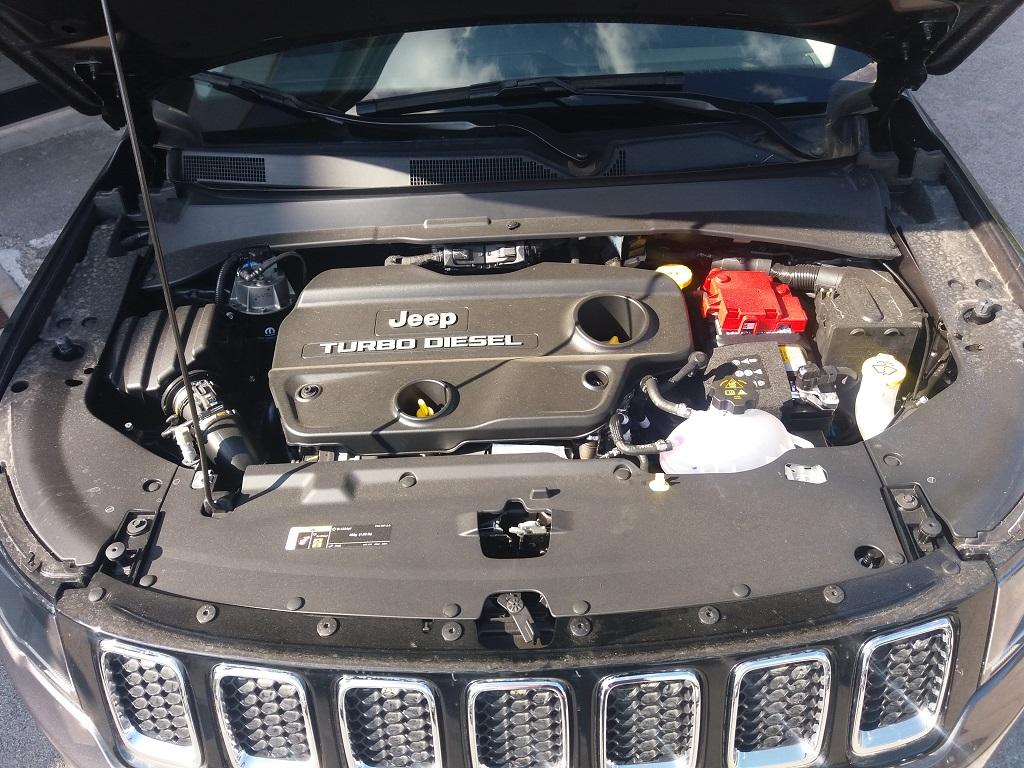 Jeep Compass 1.6 MJET 120 cv Business 2WD (31)
