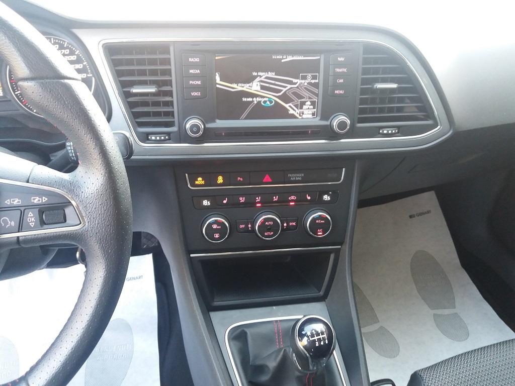 Seat Leon 2.0 TDI 150 cv 5p Start-Stop FR (10)