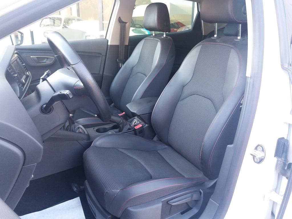 Seat Leon 2.0 TDI 150 cv 5p Start-Stop FR (11)