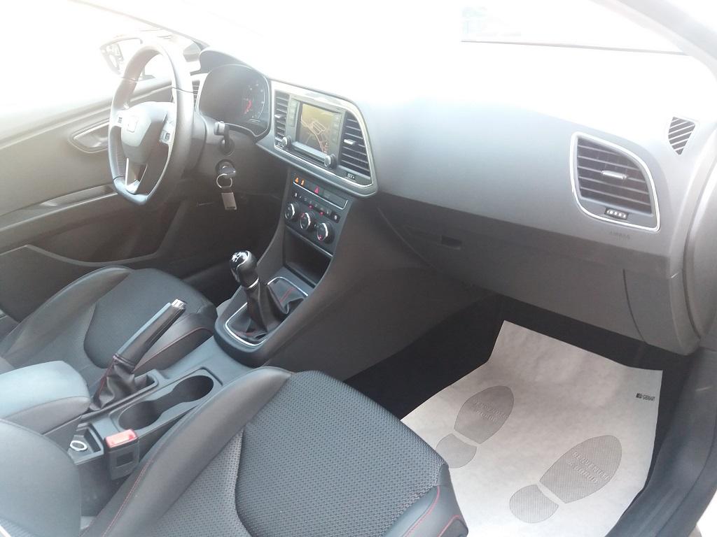 Seat Leon 2.0 TDI 150 cv 5p Start-Stop FR (16)