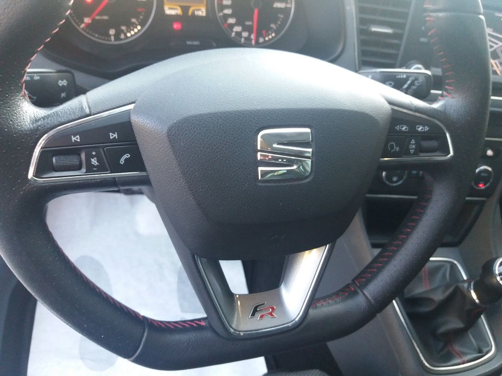 Seat Leon 2.0 TDI 150 cv 5p Start-Stop FR (25)