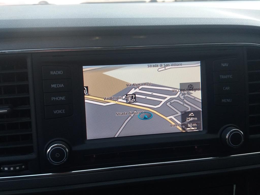 Seat Leon 2.0 TDI 150 cv 5p Start-Stop FR (35)