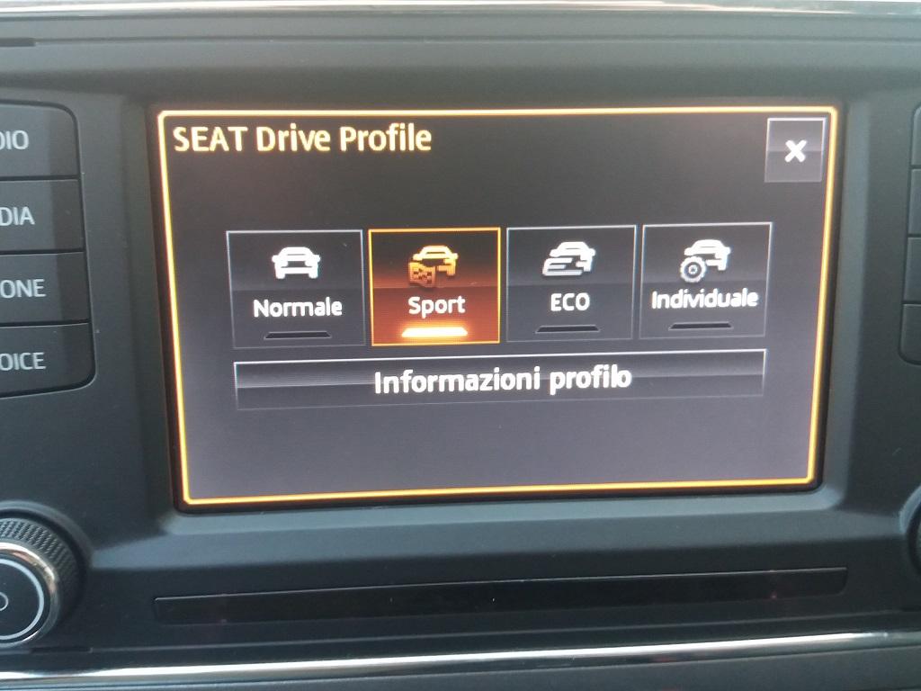 Seat Leon 2.0 TDI 150 cv 5p Start-Stop FR (38)