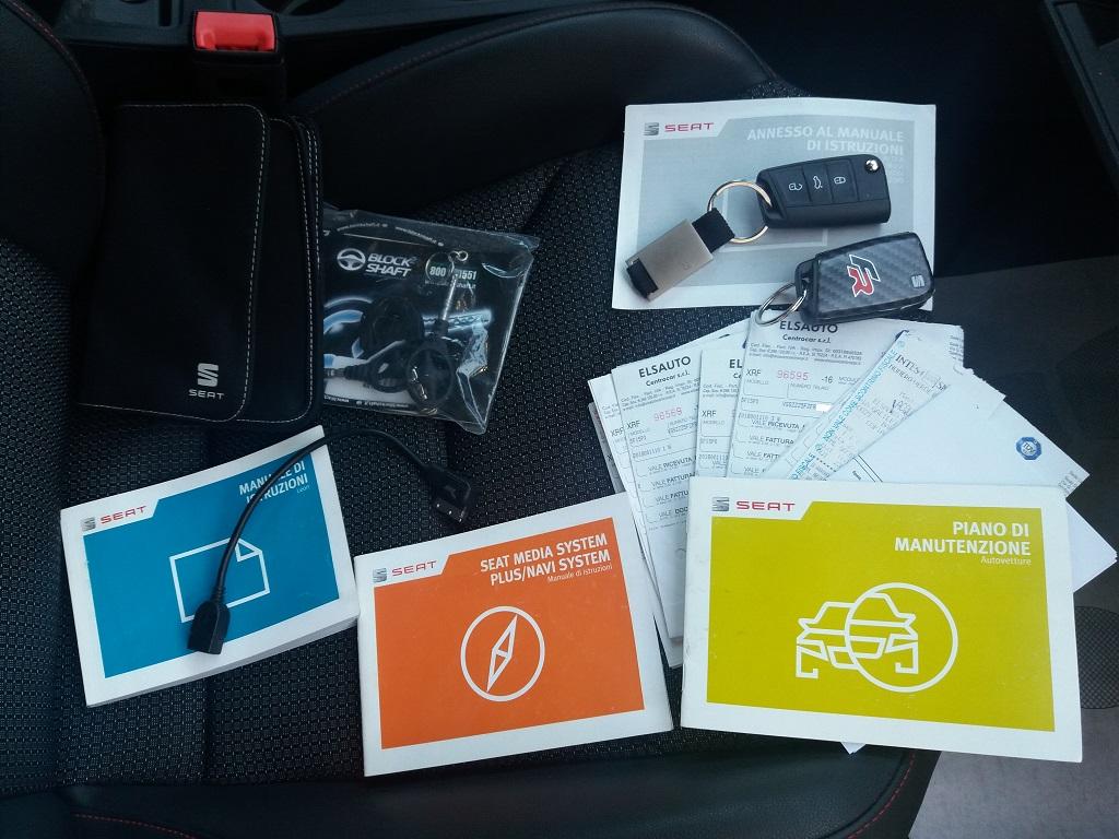 Seat Leon 2.0 TDI 150 cv 5p Start-Stop FR (53)
