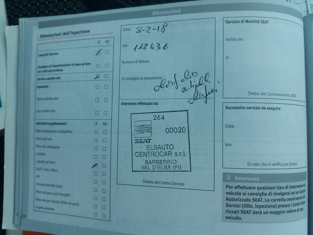 Seat Leon 2.0 TDI 150 cv 5p Start-Stop FR (56)