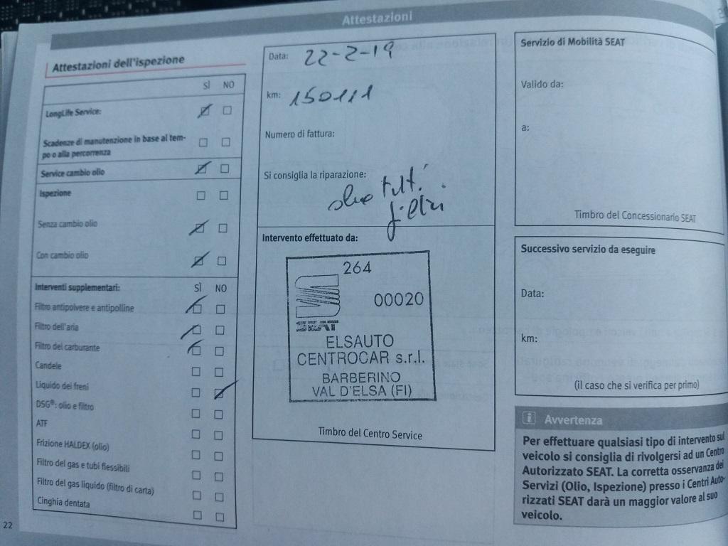 Seat Leon 2.0 TDI 150 cv 5p Start-Stop FR (57)