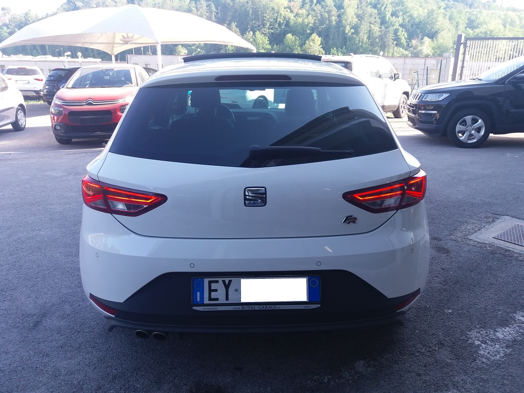 Seat Leon 2.0 TDI 150 cv 5p Start-Stop FR (8)