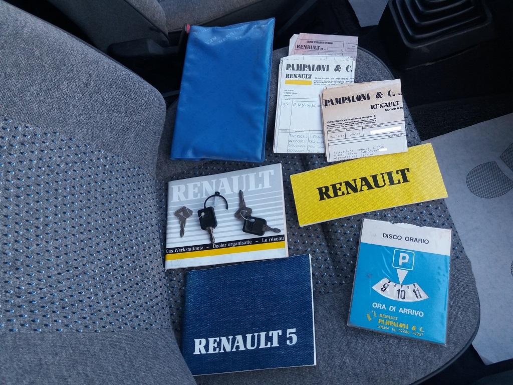 Renault 5 Supercinque 1.1 3p GL (28)