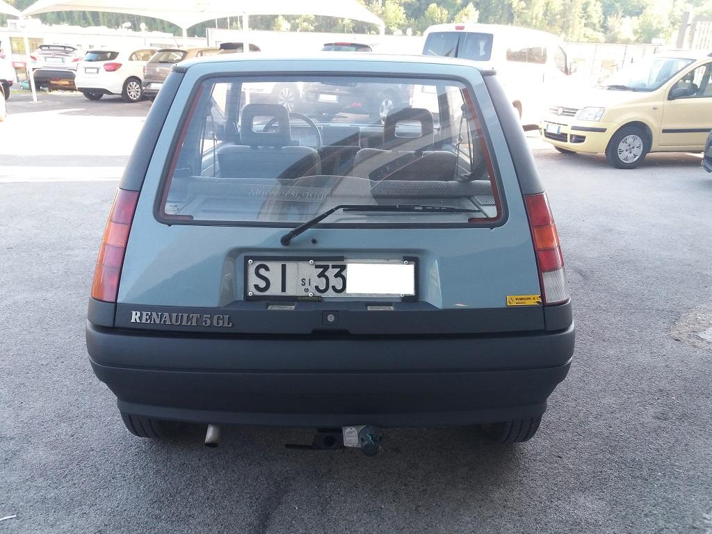 Renault 5 Supercinque 1.1 3p GL (4)