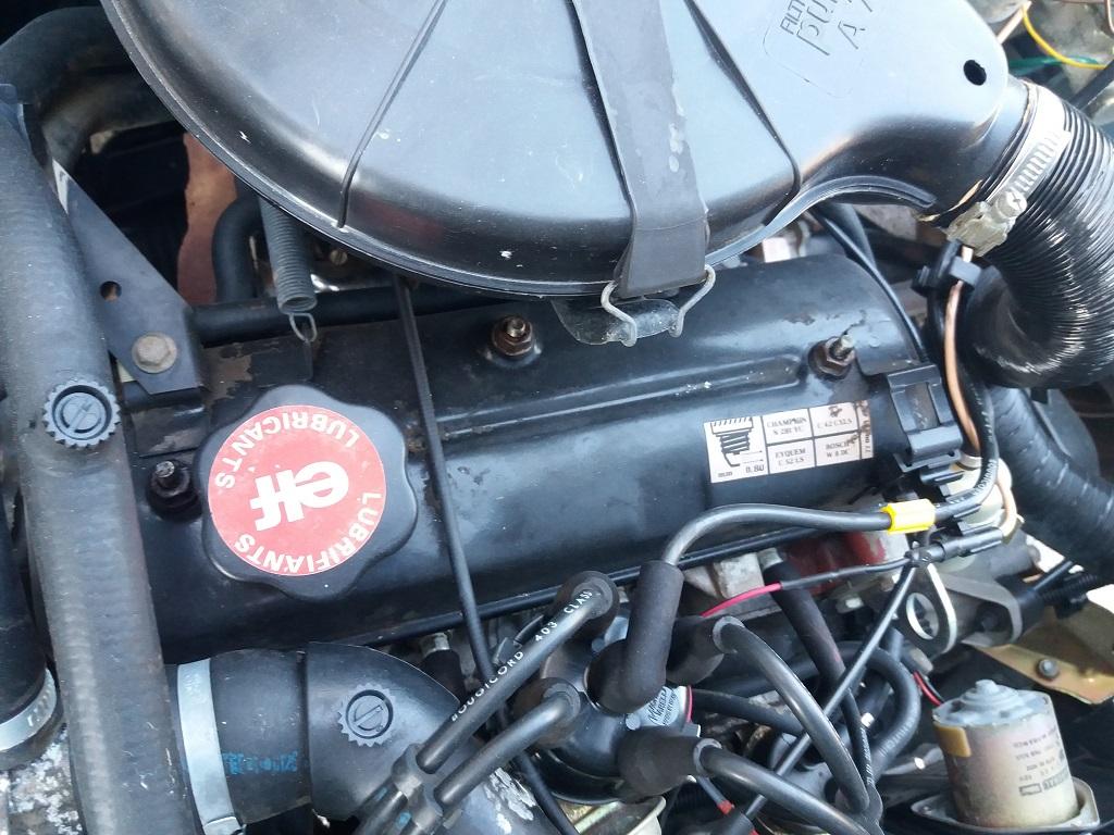 Renault 5 Supercinque 1.1 3p GL (61)