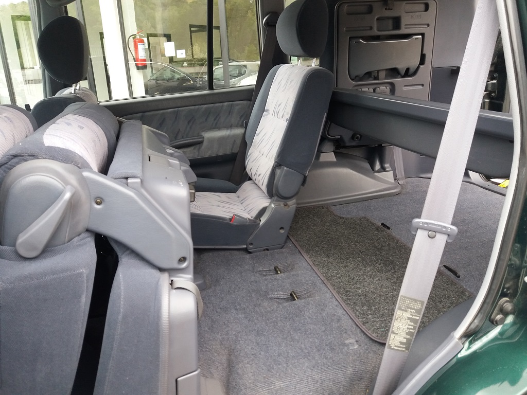 Toyota Land Cruiser KZJ95 3.0 Turbodiesel 5p GX (17)