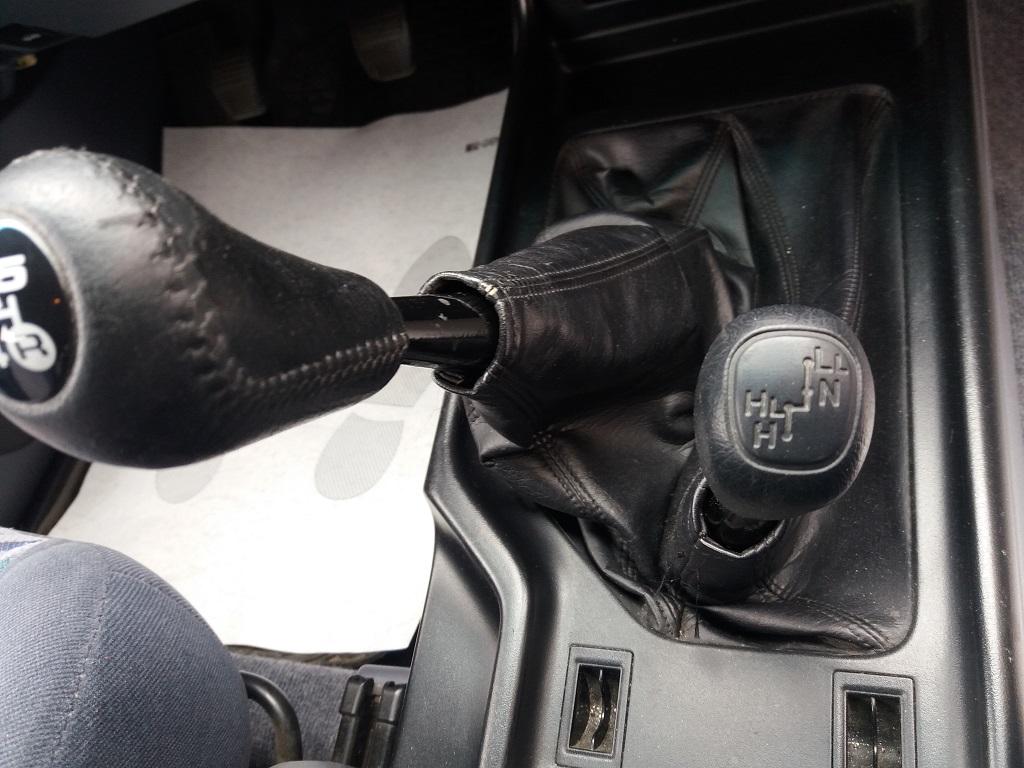Toyota Land Cruiser KZJ95 3.0 Turbodiesel 5p GX (30)