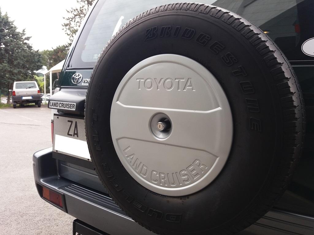Toyota Land Cruiser KZJ95 3.0 Turbodiesel 5p GX (46)