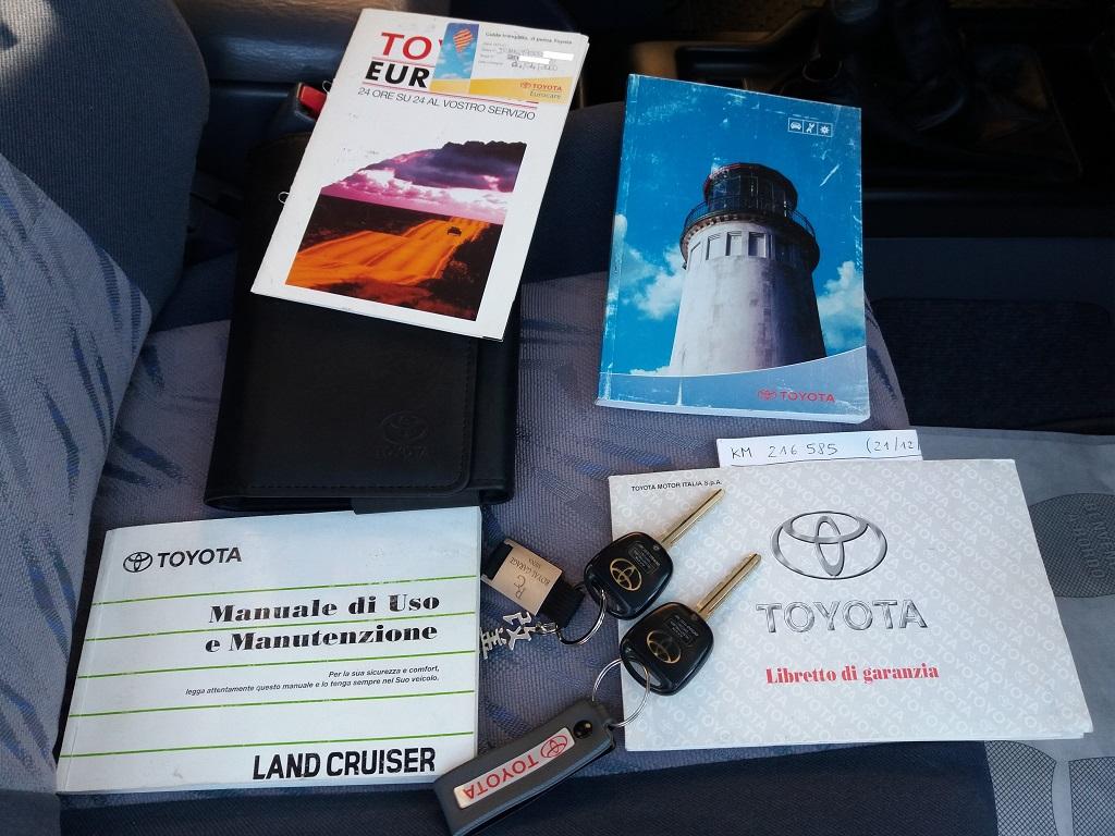 Toyota Land Cruiser KZJ95 3.0 Turbodiesel 5p GX (52)