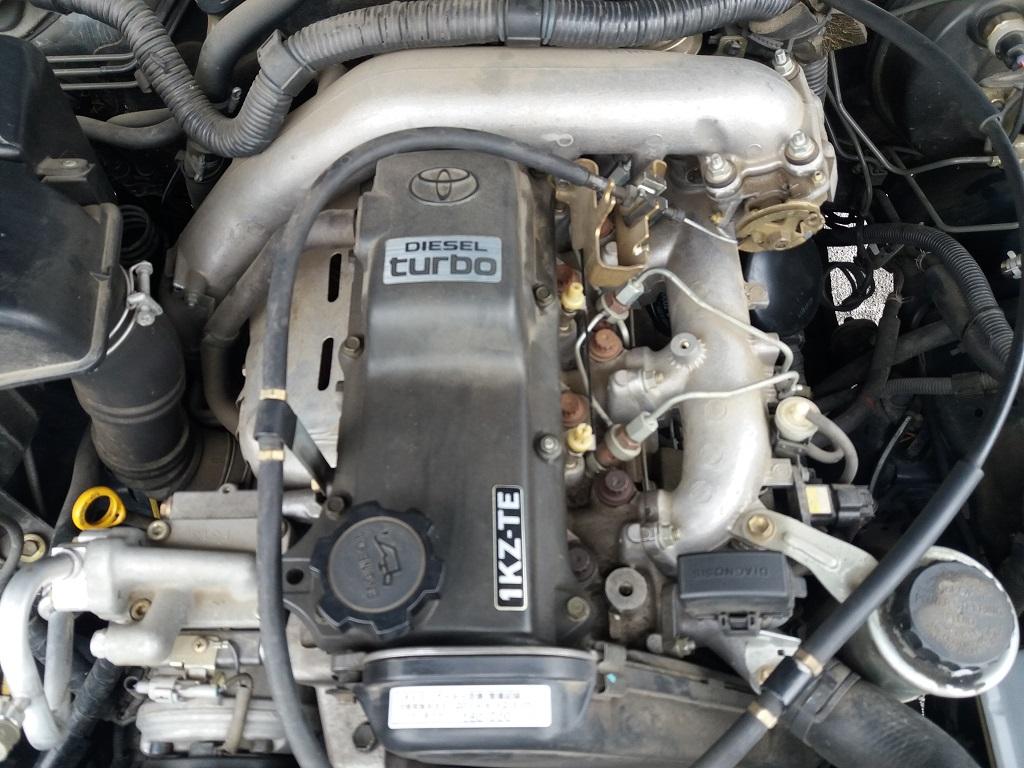 Toyota Land Cruiser KZJ95 3.0 Turbodiesel 5p GX (57)