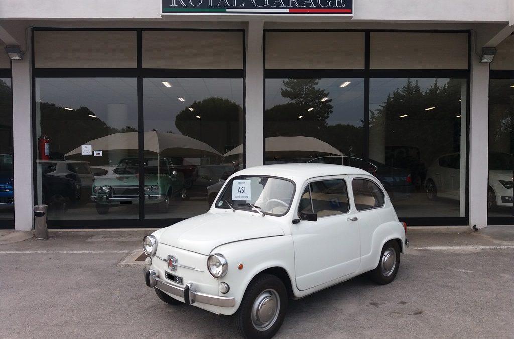 FIAT 600 D 750