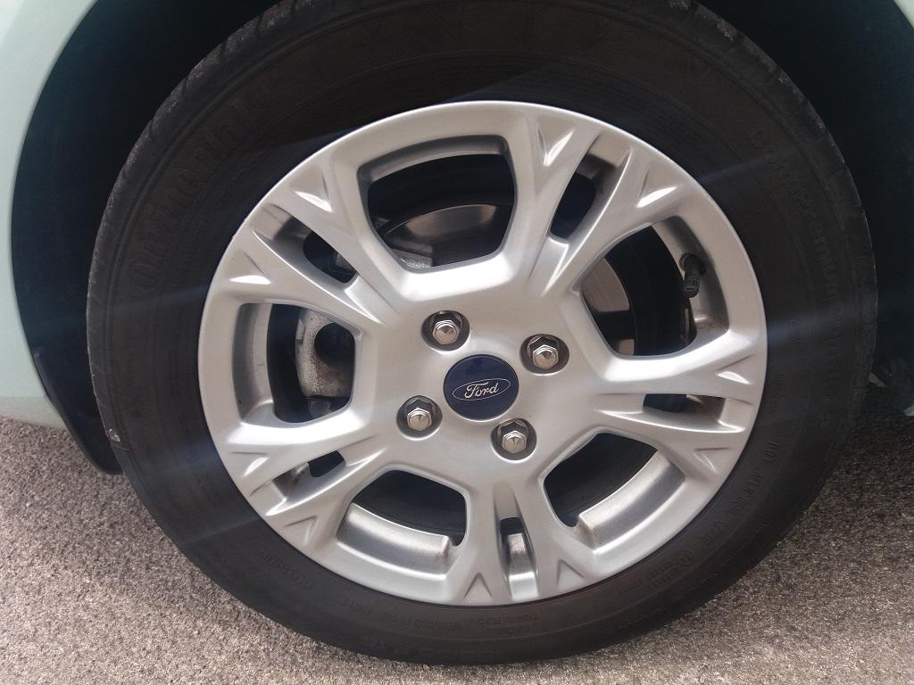 Ford Fiesta 1.5 TDCi 95 cv 3p Titanium (25)