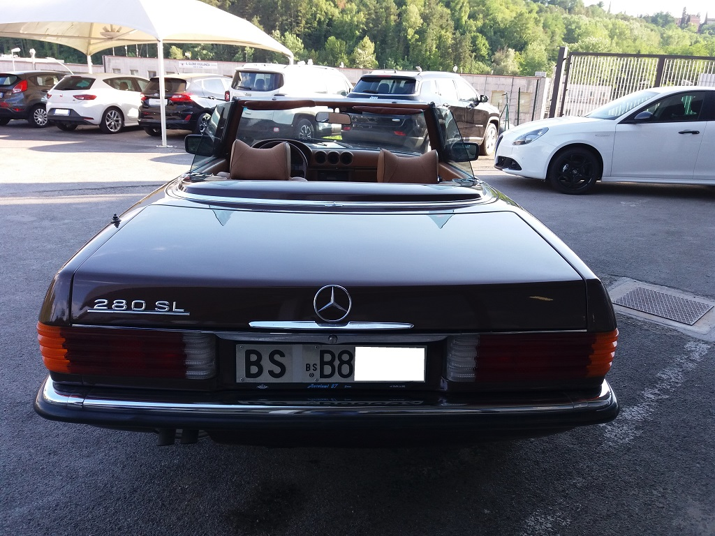 Mercedes-Benz 280 SL (R107) (4)
