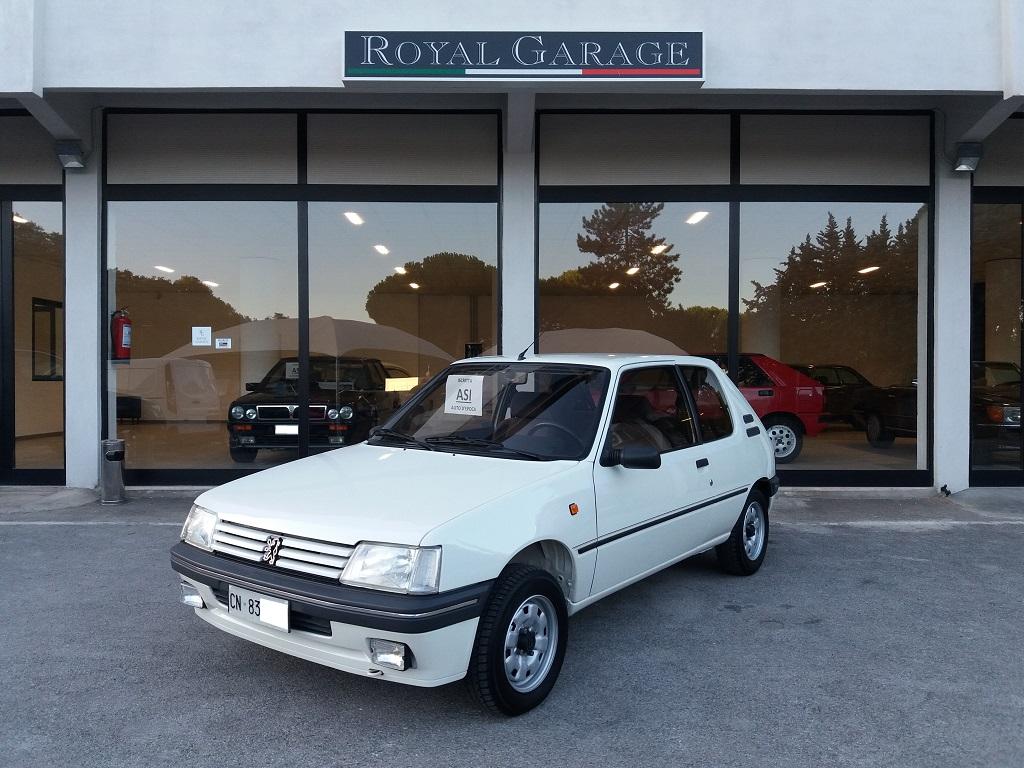 Peugeot 205 D Turbo 3p (1)