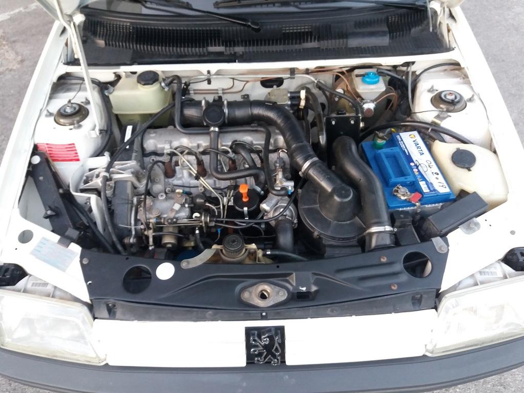Peugeot 205 D Turbo 3p (55)