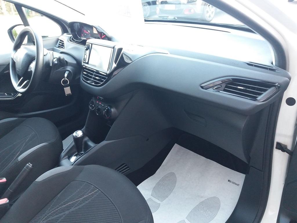 Peugeot 208 1.4 e-HDi 68 cv S&S robotizzato 5p Active (19)