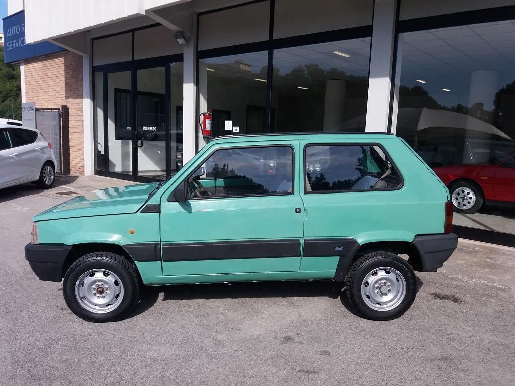Fiat Panda 4x4 1.100 i.e. cat (2)