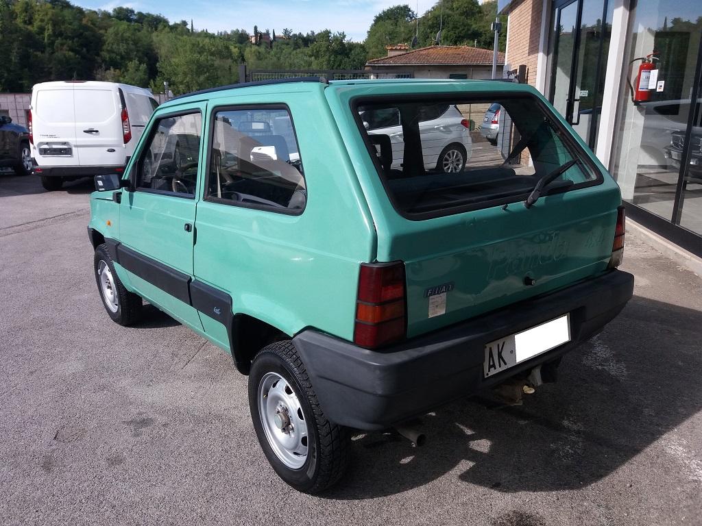 Fiat Panda 4x4 1.100 i.e. cat (3)