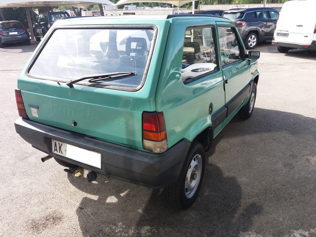 Fiat Panda 4x4 1.100 i.e. cat (5)
