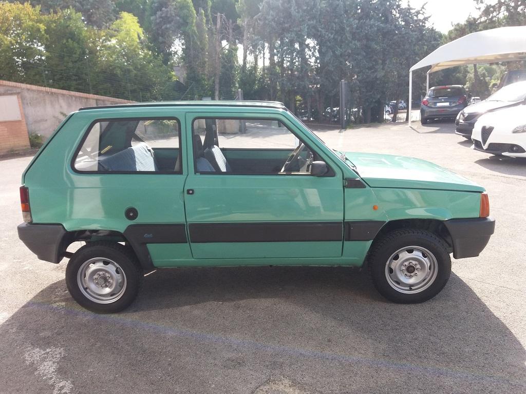 Fiat Panda 4x4 1.100 i.e. cat (6)