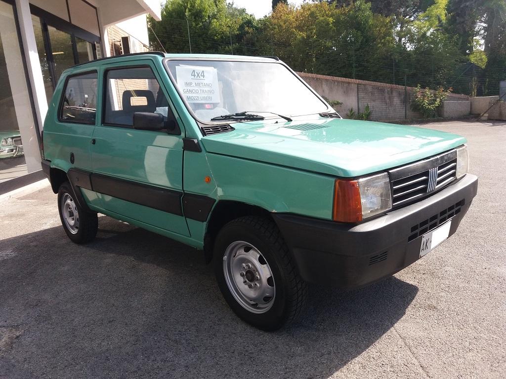 Fiat Panda 4x4 1.100 i.e. cat (7)