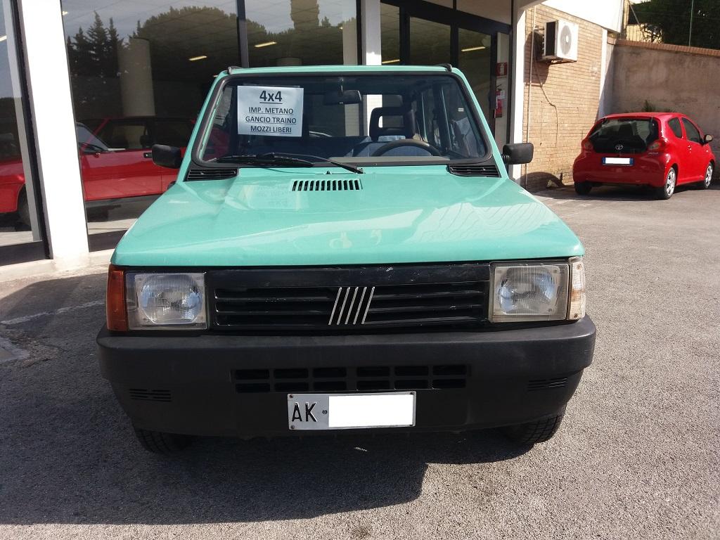Fiat Panda 4x4 1.100 i.e. cat (8)