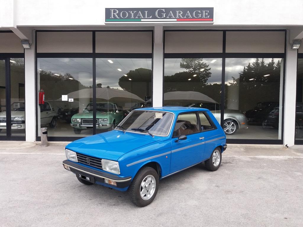 Peugeot 104 Coupé ZS 1.4 (C31) (1)