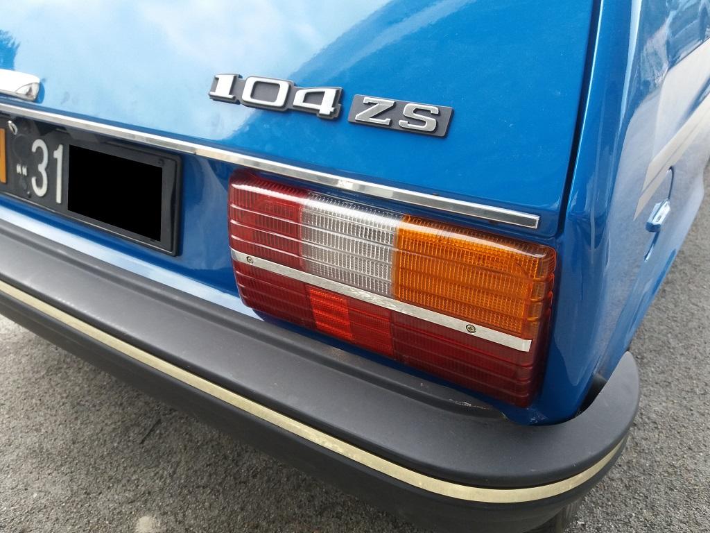 Peugeot 104 Coupé ZS 1.4 (C31) (39)