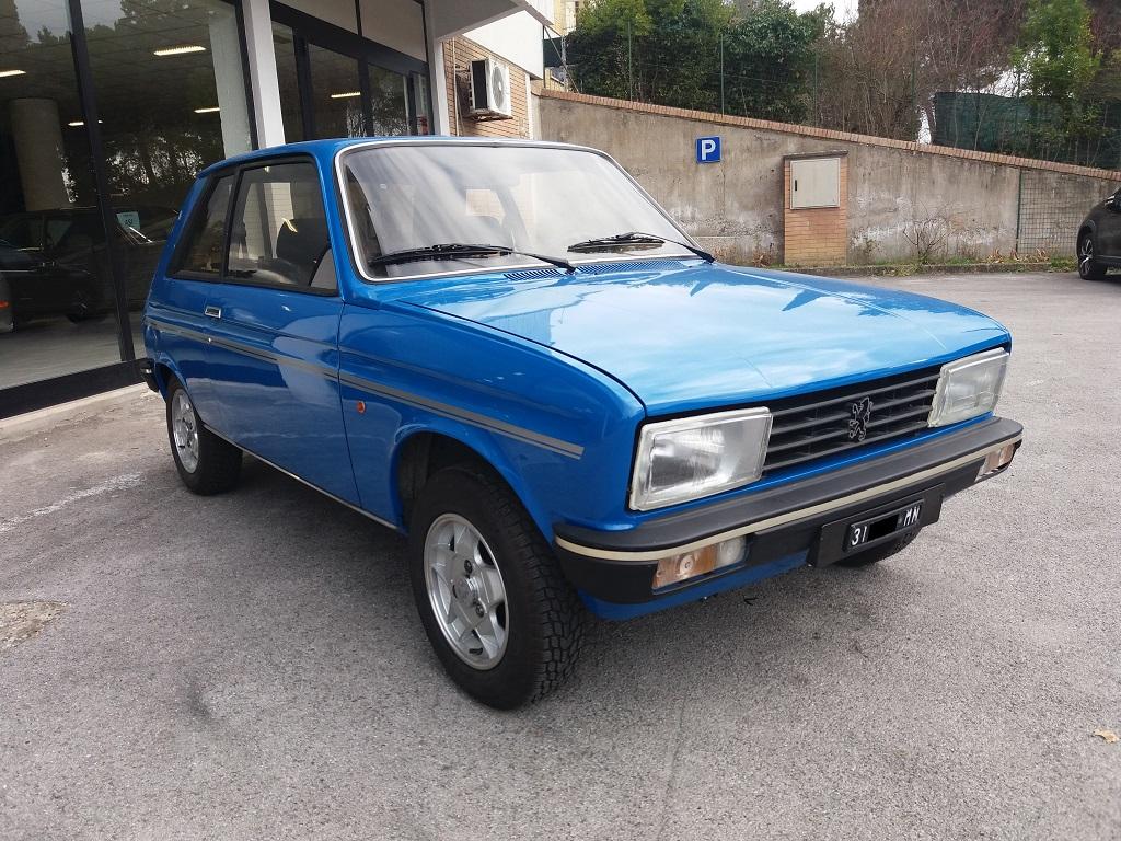 Peugeot 104 Coupé ZS 1.4 (C31) (4)